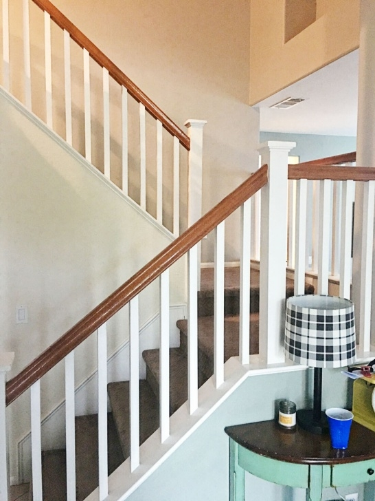Most Creative Wooden Banister Rail Image 165