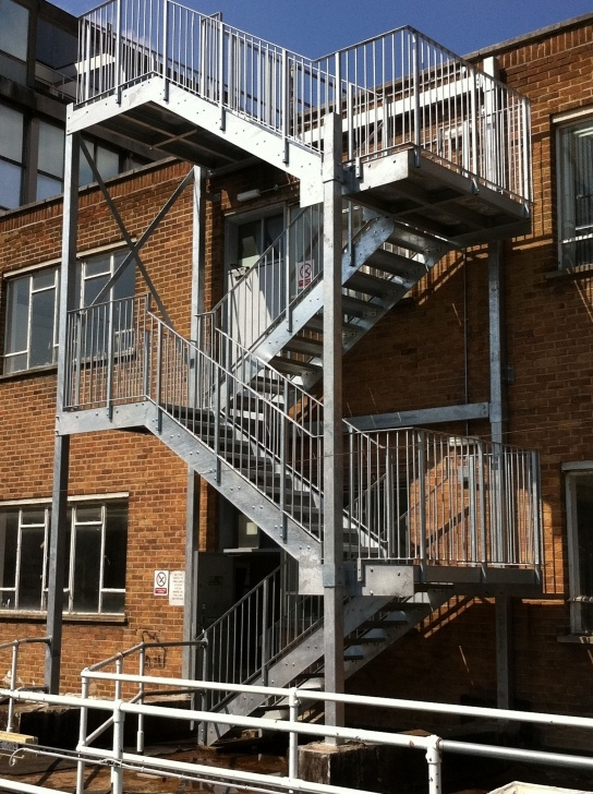 Most Perfect Galvanised Steel Staircase Picture 271