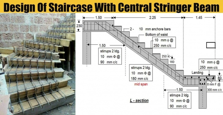 Most Perfect Reinforced Concrete Stair Design Image 267