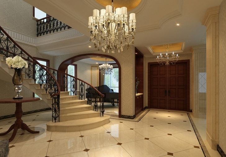 Most Perfect Villa Stairs Designs Picture 365