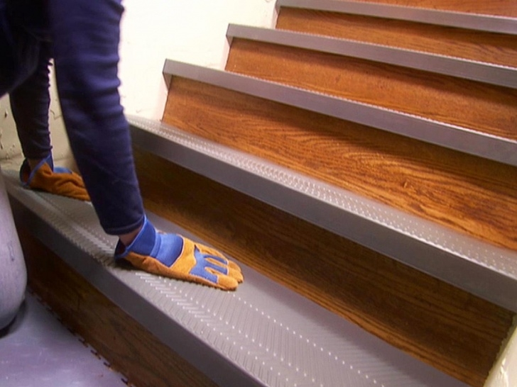 Most Popular Safety Treads For Wooden Stairs Image 748