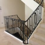 Most Popular Wrought Iron Balustrades And Handrails Image 389
