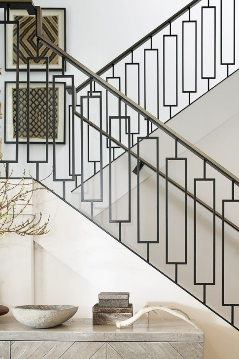 Outstanding Modern Iron Railing Picture 088