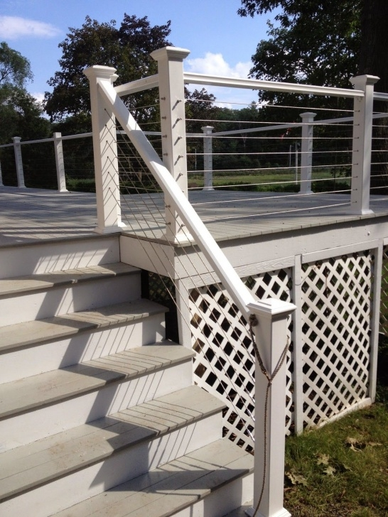 Outstanding Pvc Balustrades And Handrails Picture 830