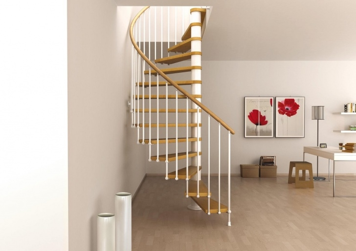 Outstanding Semi Circle Staircase Design Picture 624
