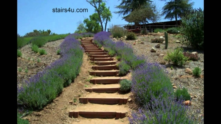 Perfect Hillside Stairs Design Picture 079