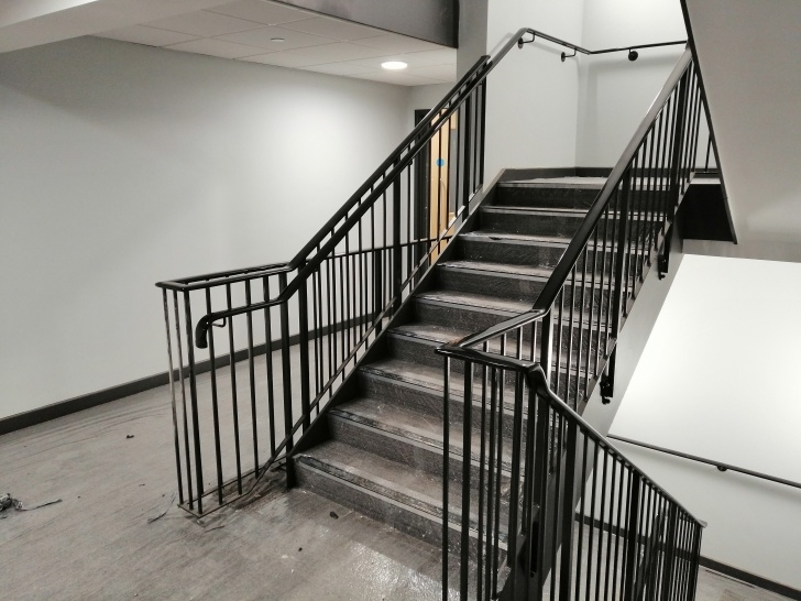 Popular Galvanised Steel Staircase Picture 678