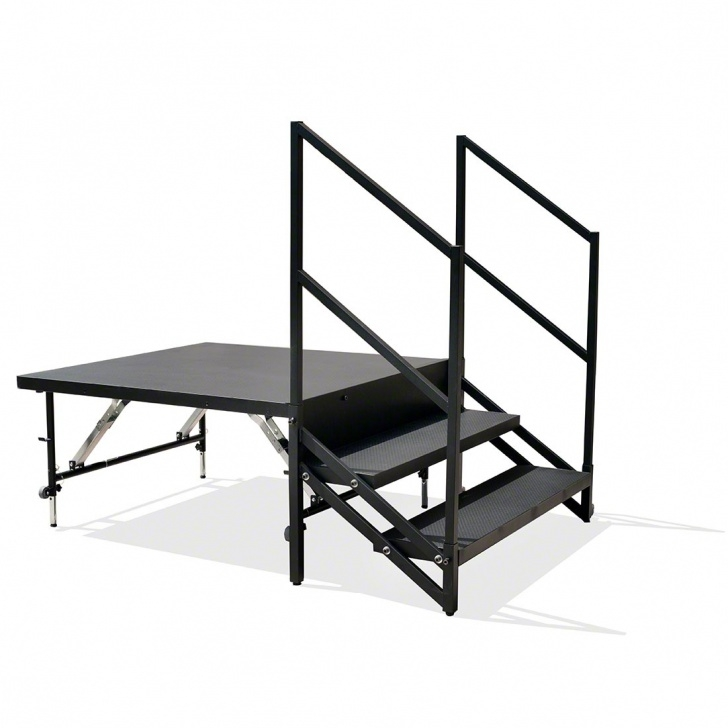 Popular Portable Stairs With Handrail Picture 771
