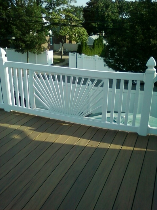 Remarkable Pvc Balustrades And Handrails Image 836