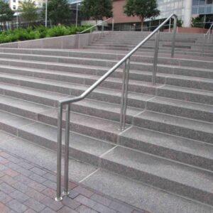 Exterior Metal Handrails