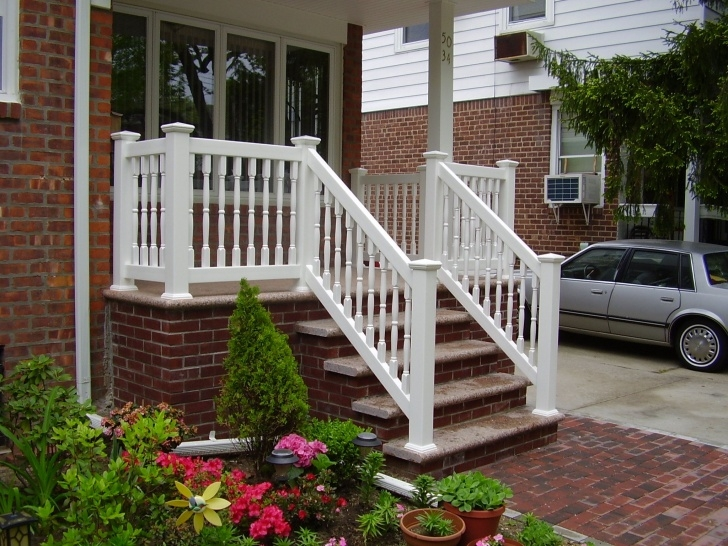 Simple Pvc Balustrades And Handrails Photo 318