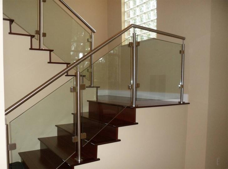 Splendid Indoor Stair Railings Modern Picture 453