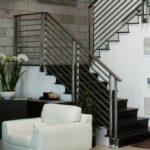 Stunning Indoor Stair Railings Modern Image 901