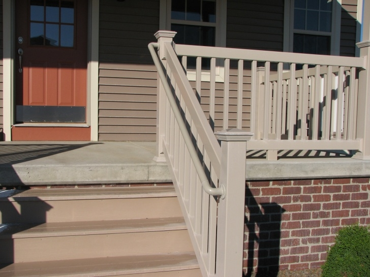 Super Cool Ada Compliant Wood Handrails Picture 088