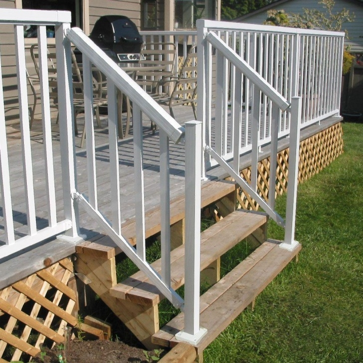 Super Cool Aluminum Handrail For Stairs Image 777