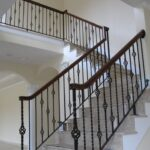Super Cool Wrought Iron Balustrades And Handrails Image 643