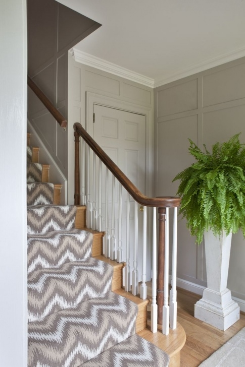 Super Cool Zig Zag Stair Carpet Picture 759