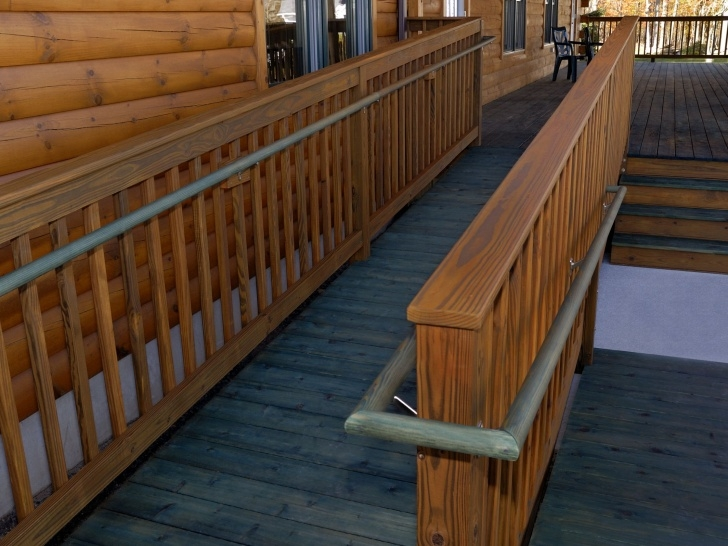 Surprising Ada Compliant Wood Handrails Picture 695