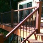 Surprising Building Deck Stair Railings Photo 312