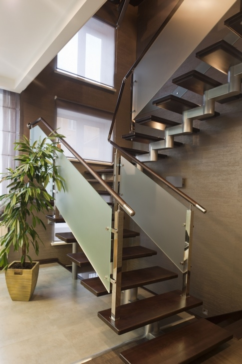 Surprising Half Landing Staircase Design Image 928