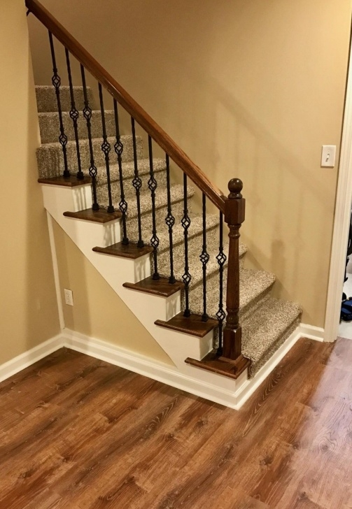 Surprising Hardwood Floors With Carpeted Stairs Picture 121