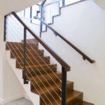 Top Basement Stair Railing Image 198