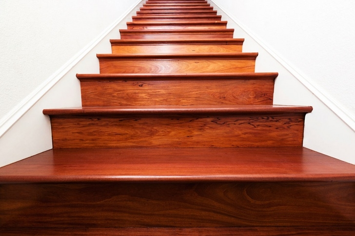 Top Interior Wood Stairs Photo 624