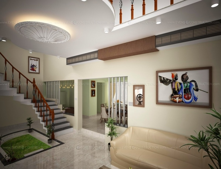 Top Partition Of Stairs In Living Room Photo 994