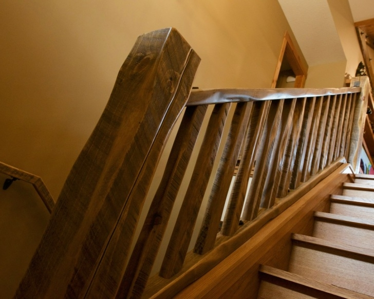 Top Rustic Handrails For Stairs Picture 922