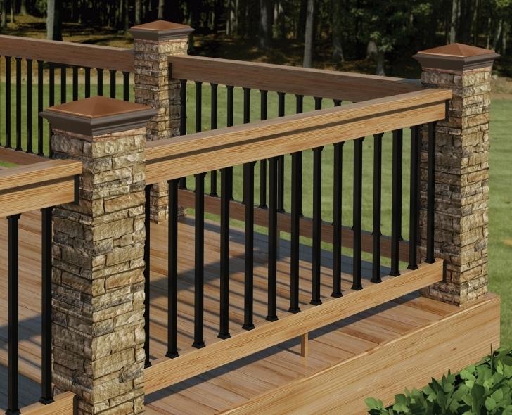 Wonderful Wood Porch Handrail Image 232