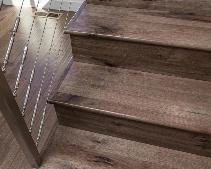 Amazing Engineered Wood Stairs Photo 247
