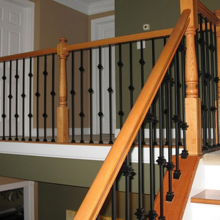 Amazing Iron Spindles For Staircase Image 743