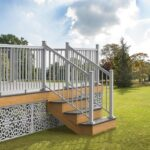 Amazing Lowes Handrails For Outdoor Steps Image 802