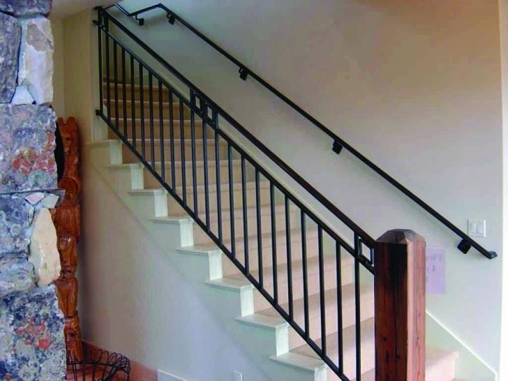 Amazing Menards Stair Railing Photo 998