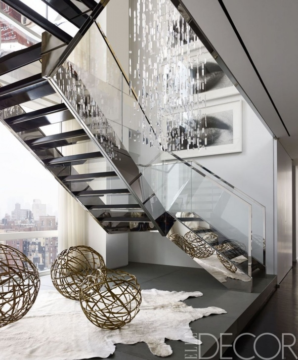 Amazing Modern Open Staircase Image 077