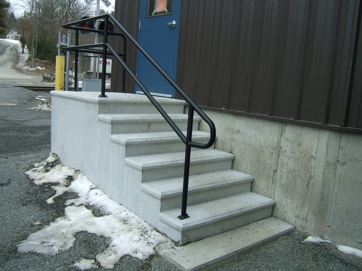 Amazing Outside Handrails For Stairs Image 414