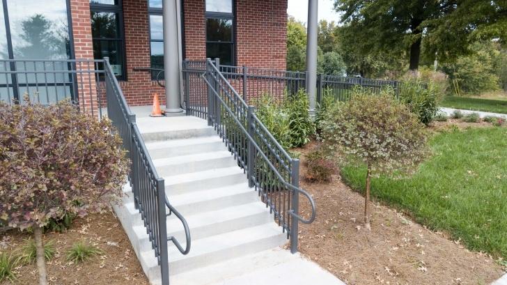 Amazingly Ada Compliant Handrails Image 132