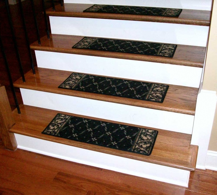 Amazingly Black Carpet Stair Treads Picture 809