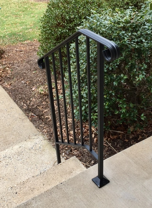 Amazingly Diy Outdoor Handrail Picture 666