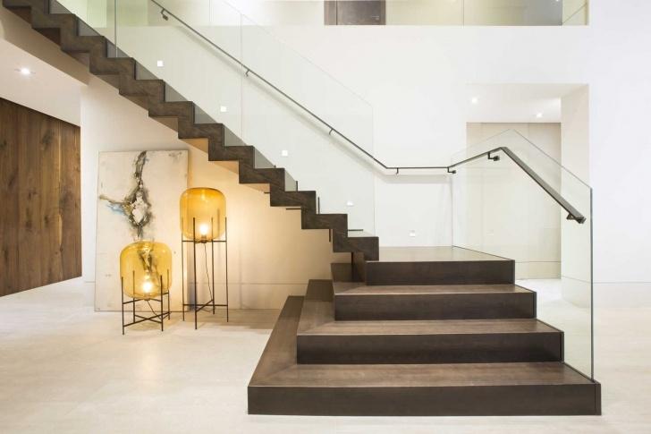 Amazingly Interior Stairs Design Photo 806