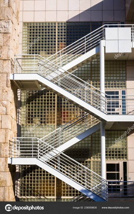 Amazingly Outside Metal Stairs Photo 317