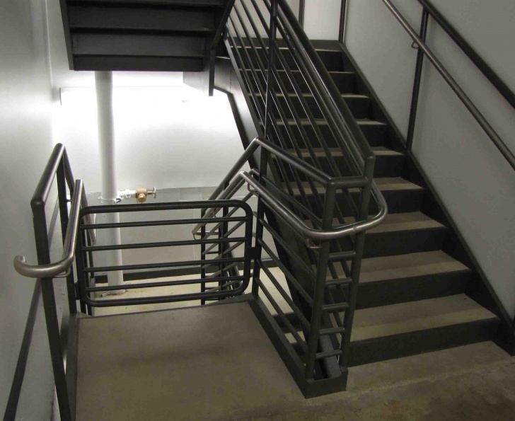 Amazingly Prefabricated Metal Stairs Image 326