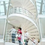 Amazingly Spiral Stair People Picture 929