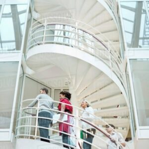 Spiral Stair People