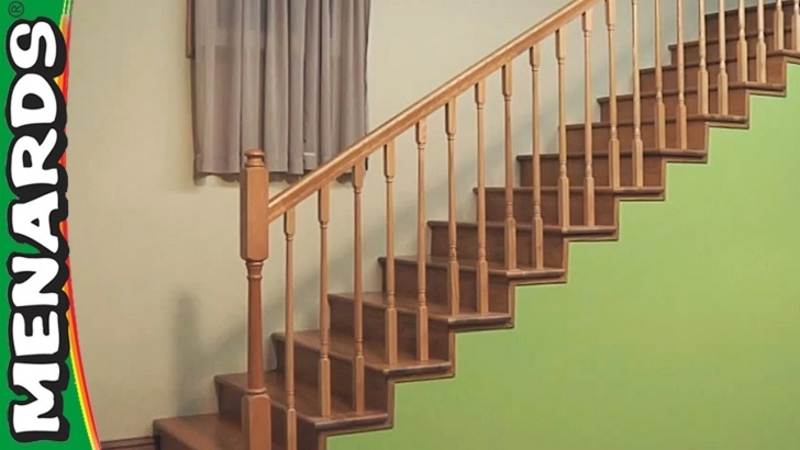 Amazingly Wooden Stair Banister Image 015