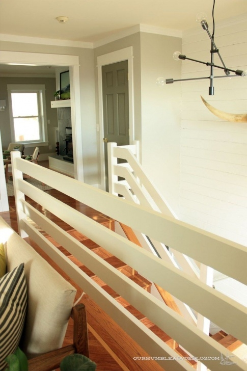 Awesome Diy Horizontal Stair Railing Picture 226