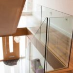 Awesome Glass Stair Panels Image 837