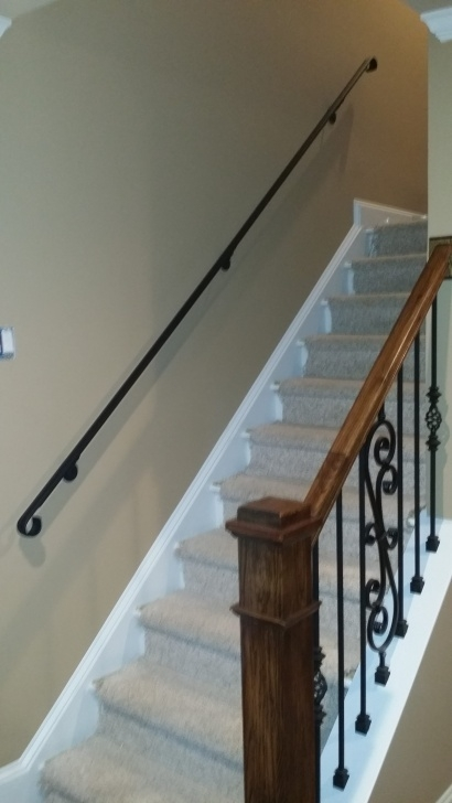 Awesome Handrails For Staircases Image 403