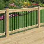 Awesome Home Depot Deck Handrail Image 493