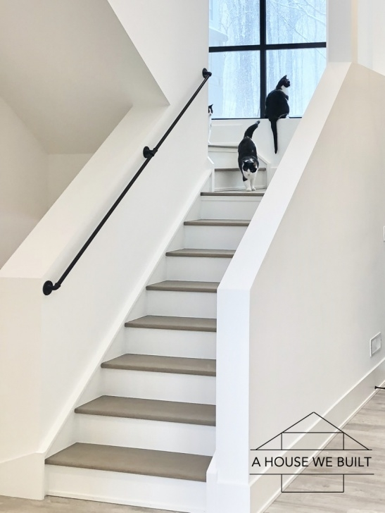Awesome Industrial Stair Railing Picture 146